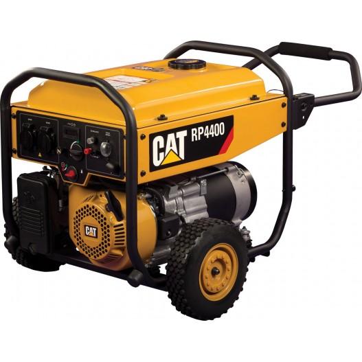 RP4400 Generador Caterpillar de 4,4 Kw con ruedas