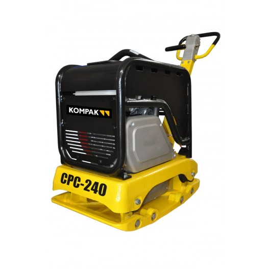 CPC240-H Bandeja compactadora reversible