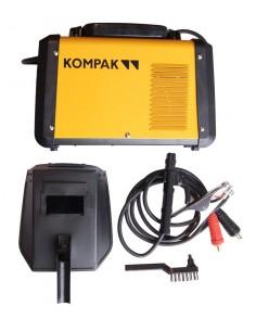 EWM160MMA Soldadora Inverter Kompak 140 A