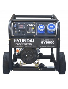 HY-HY9000K Generador Gasolina Monofásico 6,5 kW