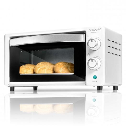 Cecotec Bake&Toast 490 Horno tostador...