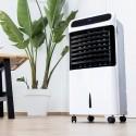 ForceSilence PureTech 6500 Climatizador evaporativo portátil Cecotec