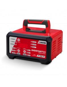 Cargador arrancador baterías SOLTERCargador arrancador baterías SOLTERDIGISTART 80