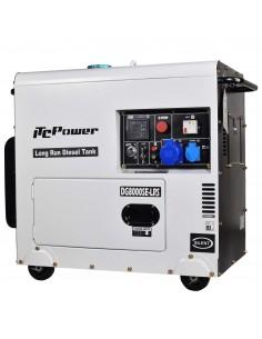DG8000SE-LRS Generador...