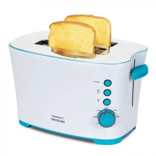 Cecotec Toast&Taste 2S Tostadora de pan